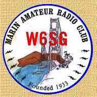 Marin Amateur Radio Club Logo